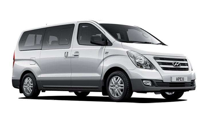 Hyundai iMax Kategorie G
