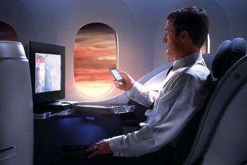 Qatar Airways Unterhaltung