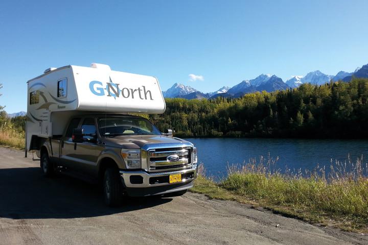 Truck Go North