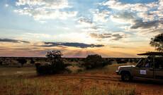 Kalahari bis Kapstadt