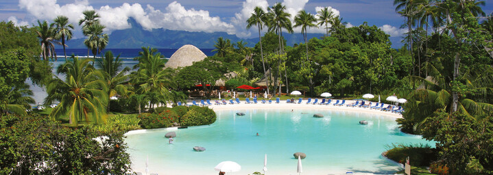 Tahiti Ia Ora Beach Resort - Pool