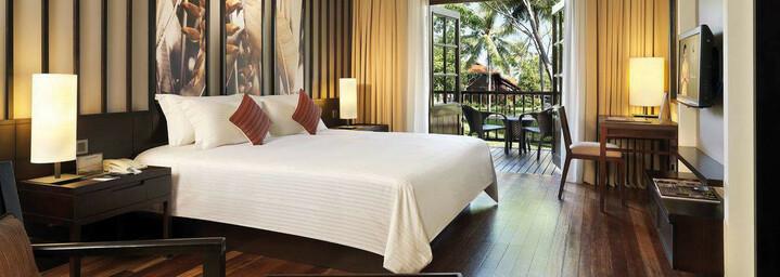 Garden Terrace Zimmerbeispiel - Meritus Pelangi Beach Resort & Spa