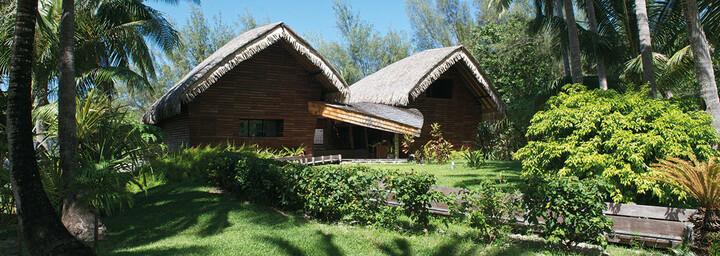 Ecology Centre des Le Méridien Bora Bora