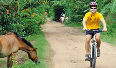 Mekong Island Fahrradtour