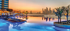 Pool - DUKES THE PALM, a Royal Hideaway Dubai