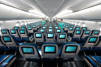 Economy Class Vietnam Airlines