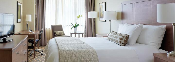 Zimmerbeispiel Chelsea Hotel Toronto