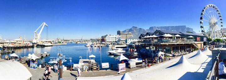 Kapstadt Waterfront - Südafrika