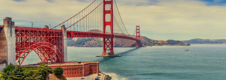 Golden Gate Bridge - SanFrancisco