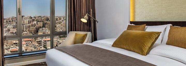 Mövenpick Amman - Zimmerbeispiel