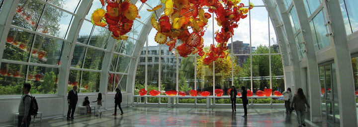 Chihuly Garden & Glas Museum Seattle