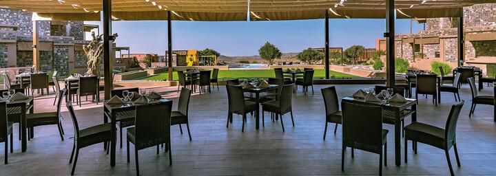 Restaurant des Sahab Resort & Spa