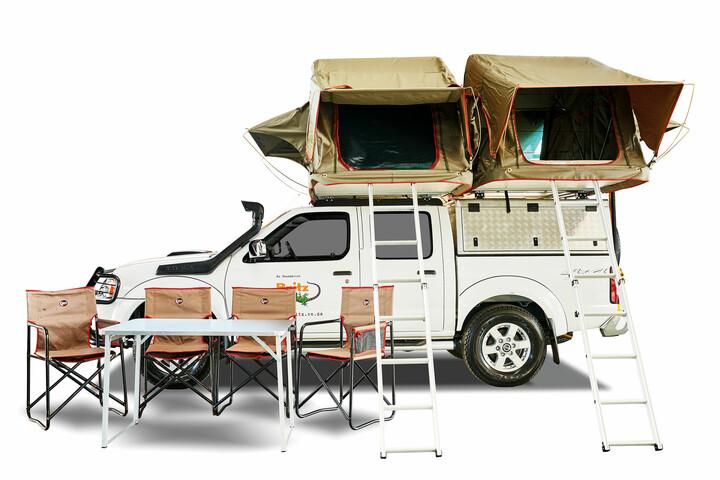 Britz 4WD Nissan Double Cab
