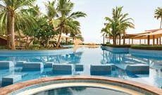 Oman im Luxusresort