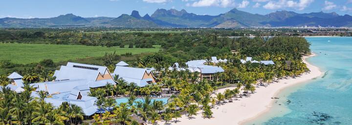 Victoria Beachcomber Resort & Spa von oben