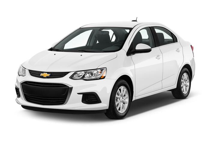 Alamo Compact Chevrolet Sonic