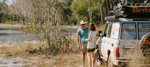 Britz Camper Australien