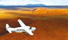 Namibia zu Land & aus der Luft