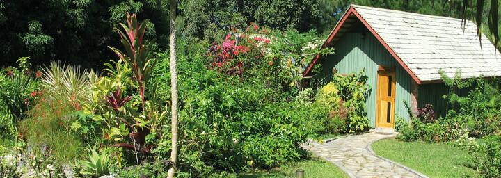 Atiu Villas Außenbereich Cook Islands