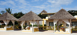 Gold Zanzibar Beach House & Spa - Beach Suite mit Pavillon