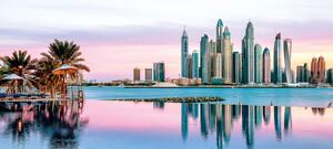 Palm Jumeirah im luxuriösen Stranddomizil