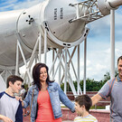 Kennedy Space Center Space Pass Plus