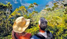 Hawaii - Wandern im Südpazifik