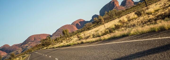 Australien Northern Territory Uluru