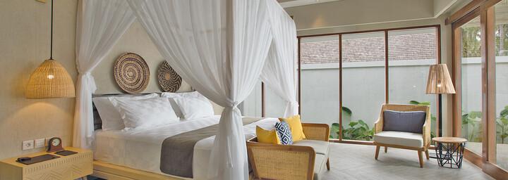 The Kayana Beach Lombok Zimmerbeispiel