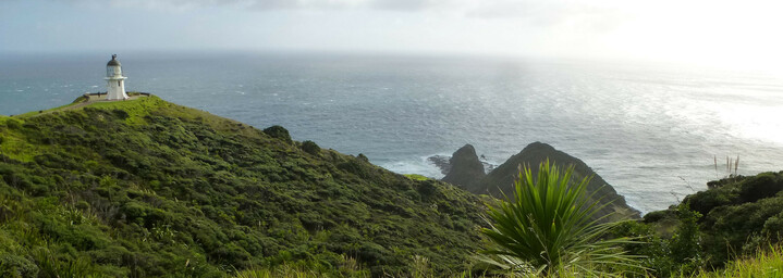 Reisebericht Neuseeland Nordinsel - Cape Reinga Leuchtturm