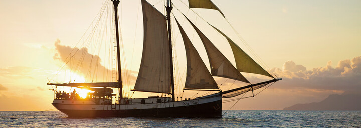 Segelschiff 'SV Sea Pearl´'