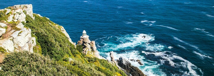 Cape Point in Südafrika
