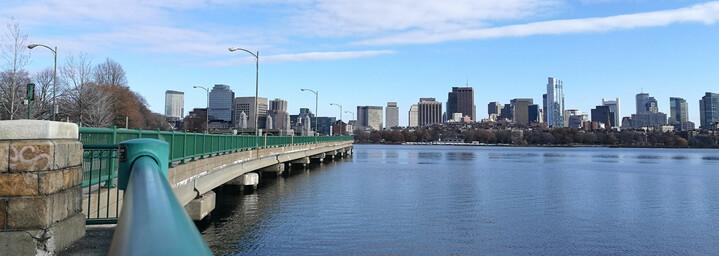 Reisebericht Boston: Spaziergang am Charles River