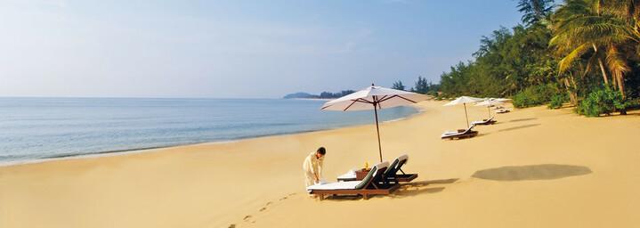 Strand des Tanjong Jara Resort Terengganu