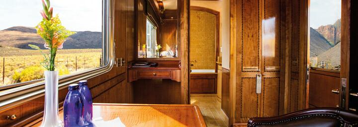 Luxury Suite des The Blue Train