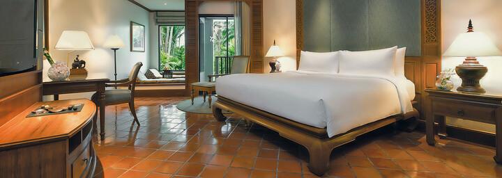 JW Marriott Phuket Resort & Spa - Deluxe-Garten-Zimmer