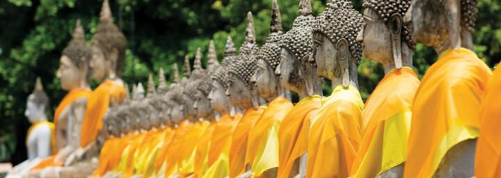 Ayuttahaya Wat Yai Chai Mongkol