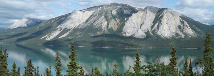 Kluane Nationalpark Yukon