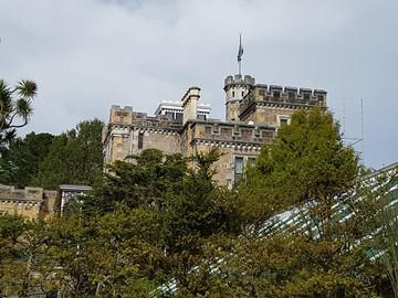 Reisebericht Neuseeland: Larnach Castle in Dunedin