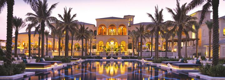 Außenansicht One&Only The Palm Dubai