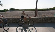 Auf zwei Rädern durch Miami Beach
