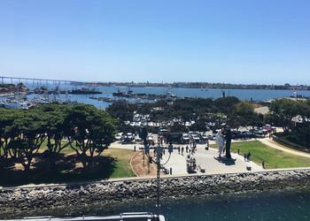 Reisebericht Kalifornien - San Diego Bucht