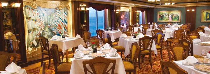 Restaurant der Norwegian Jewel