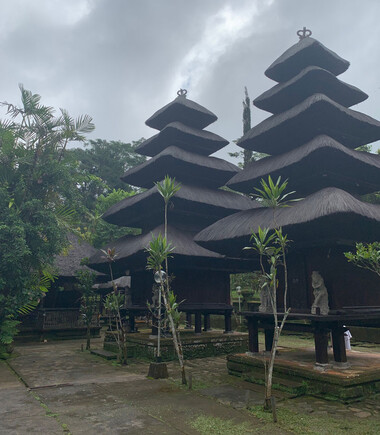 Reisebericht Bali Pura Luhur Batukaru Tempel