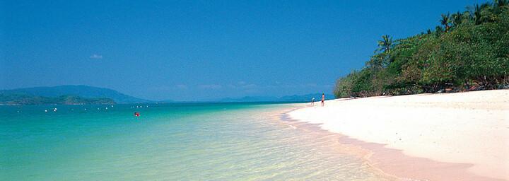 Strand auf Phuket