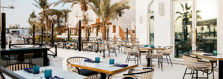 Brasserie du Park des Park Hyatt Dubai