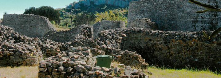 Groß-Simbabwe-Ruinen