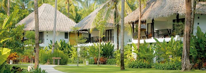 Außenansicht des Haadson Resort Khao Lak