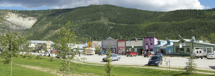Yukon Reisebericht: Dawson City