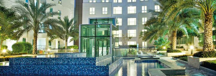 Millennium Executive Apartments Muscat außen